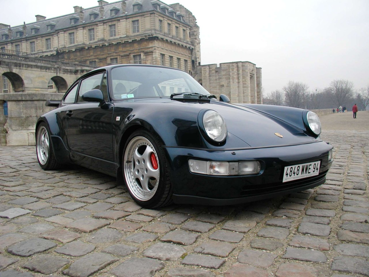 ma voiture de r ve la porsche 911 turbo 3 6l. Black Bedroom Furniture Sets. Home Design Ideas